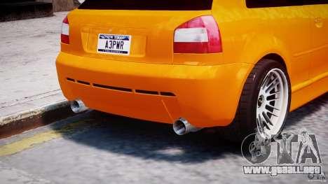Audi A3 Tuning para GTA 4