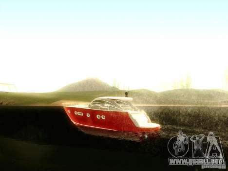 ENBSeries by muSHa para GTA San Andreas segunda pantalla