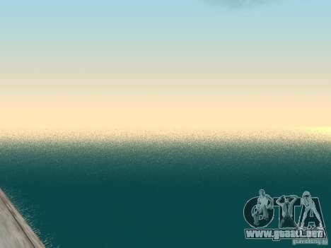 ENBSeries para PC débil para GTA San Andreas tercera pantalla