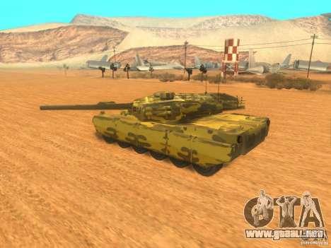 Rhino para GTA San Andreas left