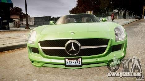 Mercedes-Benz SLS AMG 2010 [EPM] para GTA motor 4