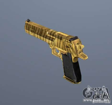Grims weapon pack3-3 para GTA San Andreas segunda pantalla