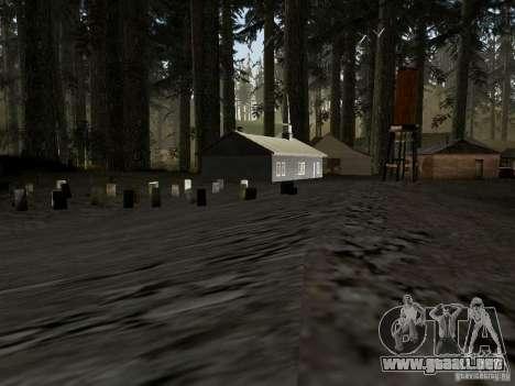 Scary Town Killers para GTA San Andreas quinta pantalla