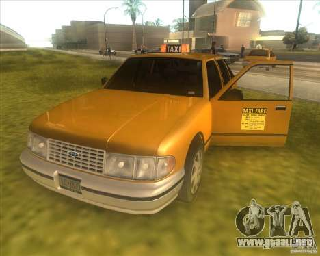 GTA3 HD Vehicles Tri-Pack III v.1.1 para GTA San Andreas