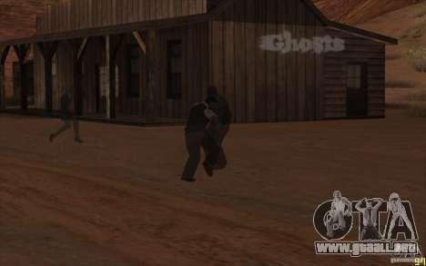 Criaturas místicas para GTA San Andreas quinta pantalla