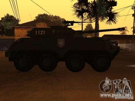 APC-60FSV para visión interna GTA San Andreas