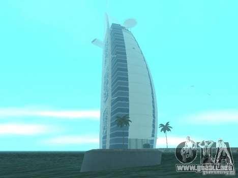 New Dubai mod para GTA San Andreas
