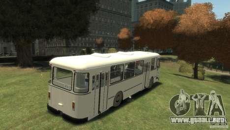 677 LIAZ para GTA 4 visión correcta