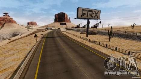 Ambush Canyon para GTA 4 quinta pantalla