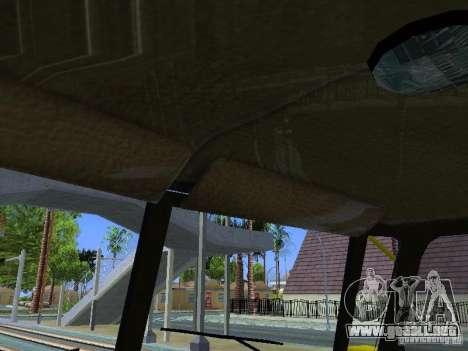 Ural 4320 GORSVET para la vista superior GTA San Andreas