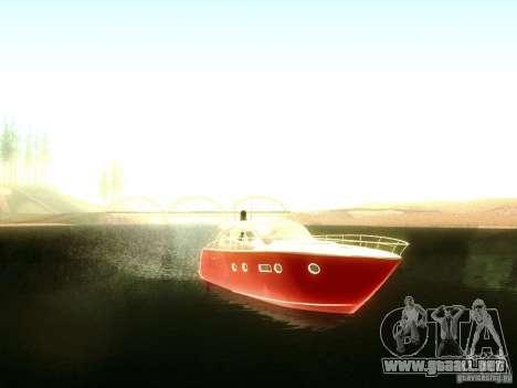 ENBSeries by muSHa para GTA San Andreas tercera pantalla