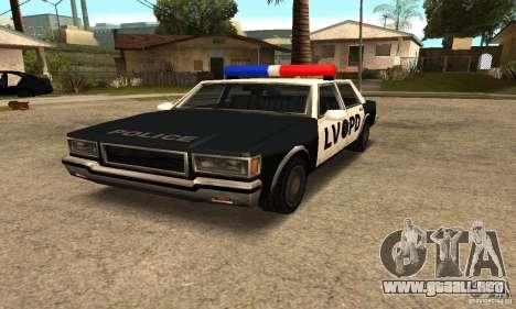 Faroles de señales luminosas para GTA San Andreas tercera pantalla