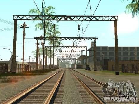 Póngase en contacto con la red 2 para GTA San Andreas segunda pantalla