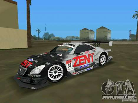 Lexus SC430 GT para GTA Vice City left