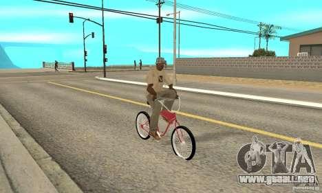 Classic Bike para la visión correcta GTA San Andreas