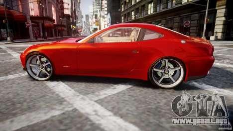 Ferrari 612 Scaglietti custom para GTA 4 left