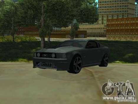 Ford Mustang GTS para GTA San Andreas