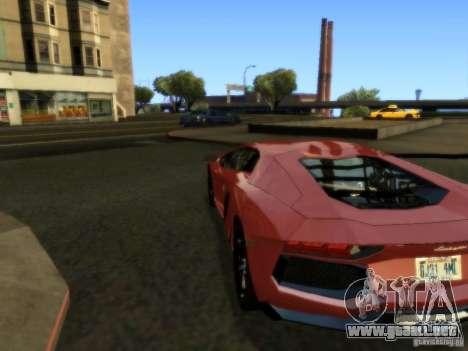 ENBSeries v1.3 para GTA San Andreas sucesivamente de pantalla