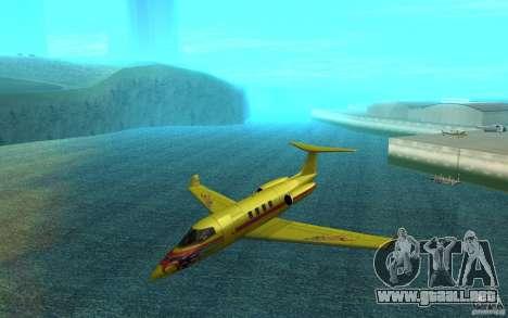 Shamal 1.0 Final para GTA San Andreas