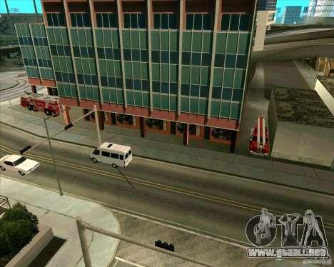 Priparkovanyj transporte v 3,0-Final para GTA San Andreas décimo de pantalla
