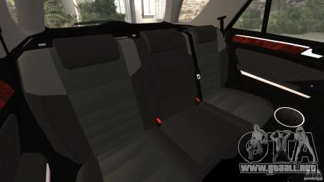 Mercedes-Benz ML63 AMG Brabus para GTA 4 vista lateral