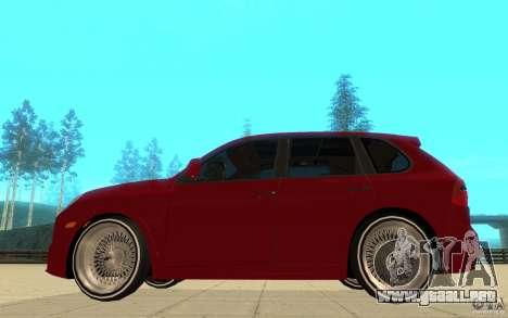 Wheel Mod Paket para GTA San Andreas novena de pantalla