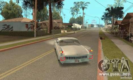 Cadillac 1959 para GTA San Andreas left