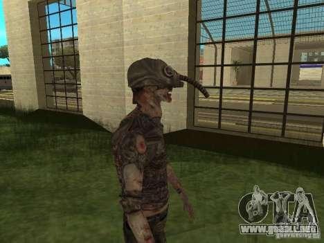 Snork de S.T.A.L.K.E. r para GTA San Andreas tercera pantalla