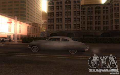 Mercury Coupe 1949 v1.0 para GTA San Andreas left