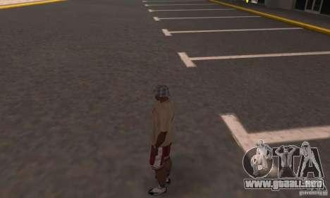 Nike Shoes para GTA San Andreas quinta pantalla