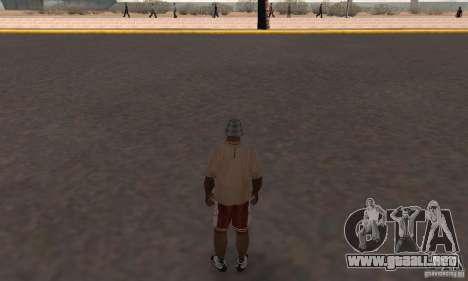 Nike Shoes para GTA San Andreas sexta pantalla
