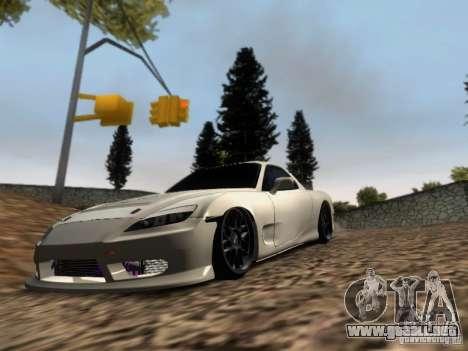 Mazda RX7 Tuning para GTA San Andreas
