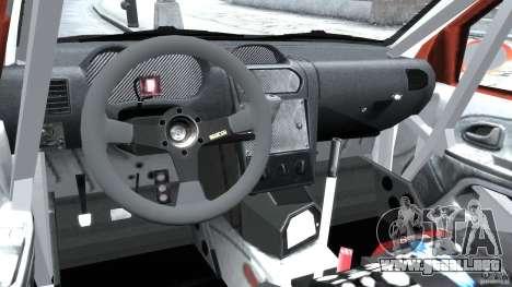 Renault Clio Sport para GTA 4 visión correcta