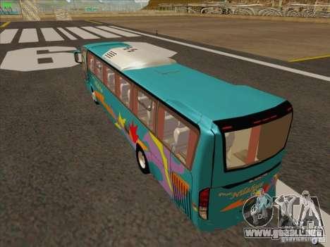 Mercedes-Benz Vissta Buss LO para GTA San Andreas vista hacia atrás