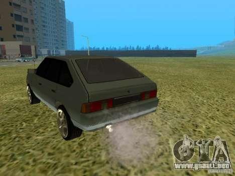 Moskvich 2141-Sviatogor 45 para la visión correcta GTA San Andreas