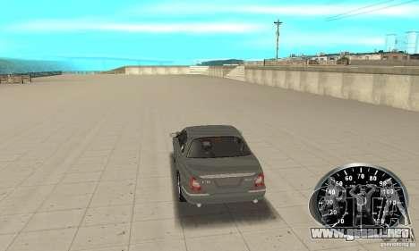 Velocímetro v.2.0 para GTA San Andreas