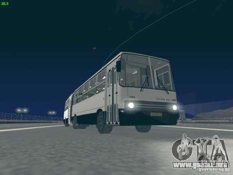 IKARUS 280.03 para vista lateral GTA San Andreas
