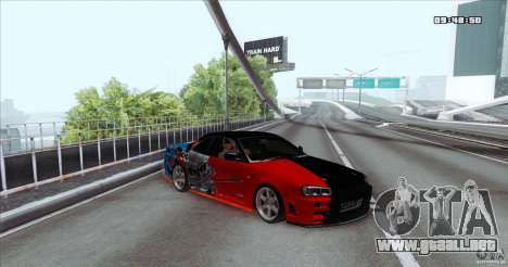 Nissan Skyline R34 Evil Empire para GTA San Andreas