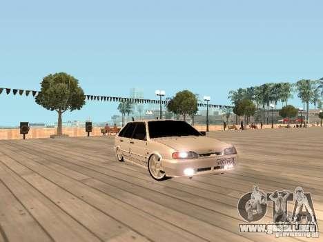 BESTIA ВАЗ 2114 para GTA San Andreas