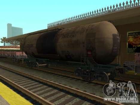Tanque nº 68T 53911384 para GTA San Andreas