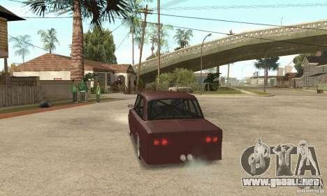 2106 VAZ Street Style para GTA San Andreas left