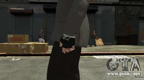 Gloves AlpineStar Dark para GTA 4 segundos de pantalla
