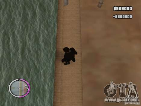 NEW GTA IV HUD 2 para GTA San Andreas
