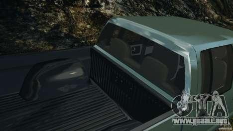 Chevrolet S-10 Colinas Cabine Dupla para GTA motor 4