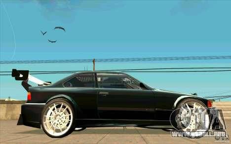 NFS:MW Wheel Pack para GTA San Andreas séptima pantalla