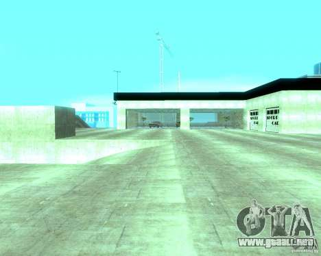 HD Motor Show para GTA San Andreas undécima de pantalla