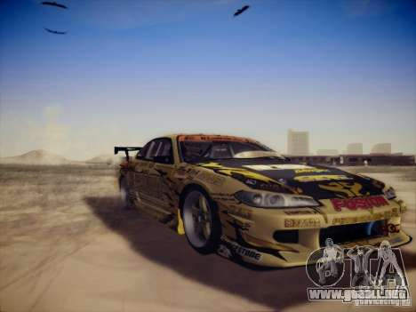 Nissan Silvia S15 Top Secret v2 para GTA San Andreas