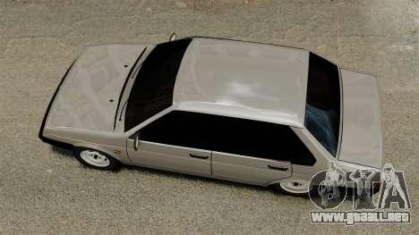 Vaz-21099 para GTA 4 visión correcta