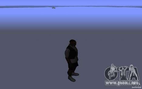 StreamMemFix2.2 para GTA San Andreas segunda pantalla
