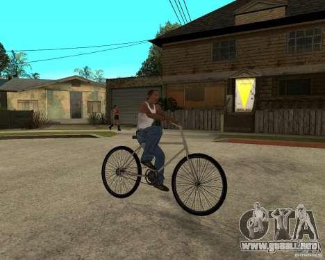 Ural para la visión correcta GTA San Andreas